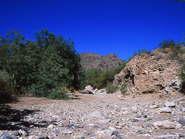 White Tank Mountains Regional Park, AZ photographed by Jeff Zablow