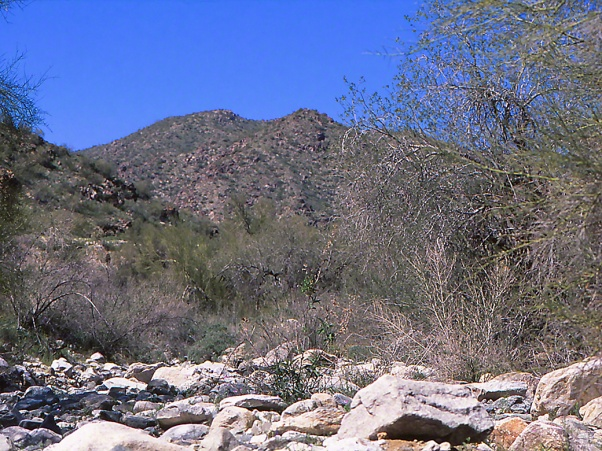 White Mountains Regional Park in Phoenix, AZ photographed by Jeff Zablow